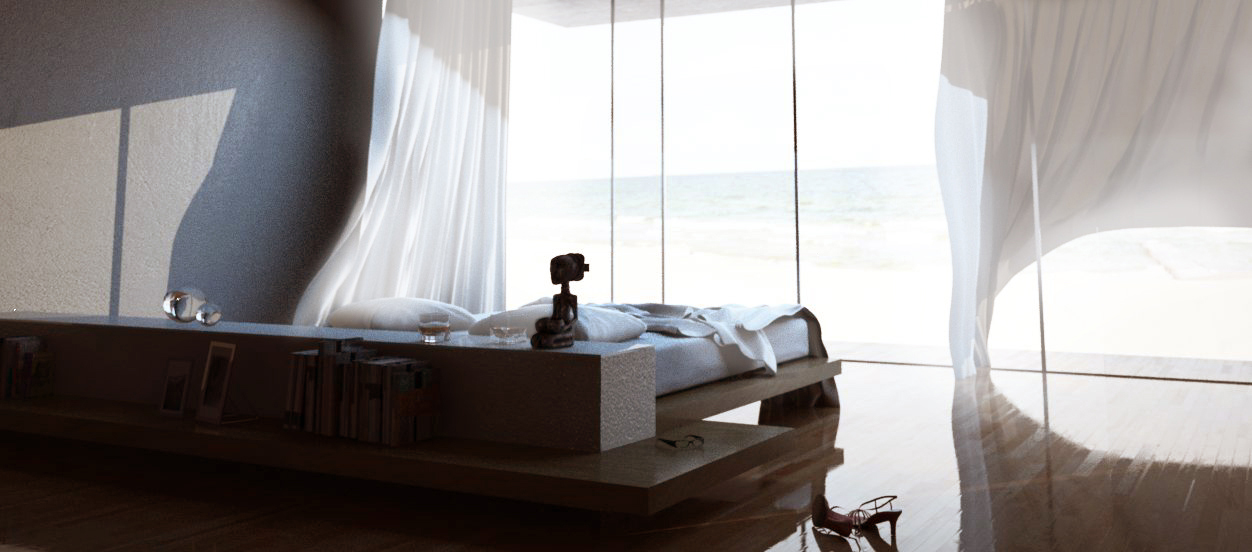 Bedroom Hotel_RenderGraphicus
