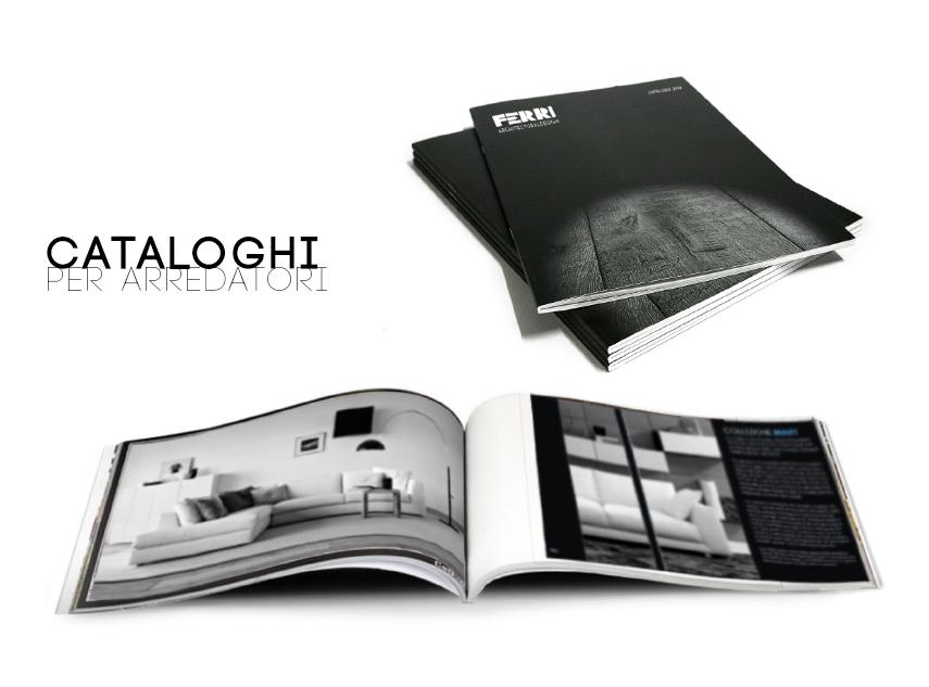 servizi integrati cataloghi per arredatori